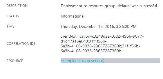 deployment-succssed